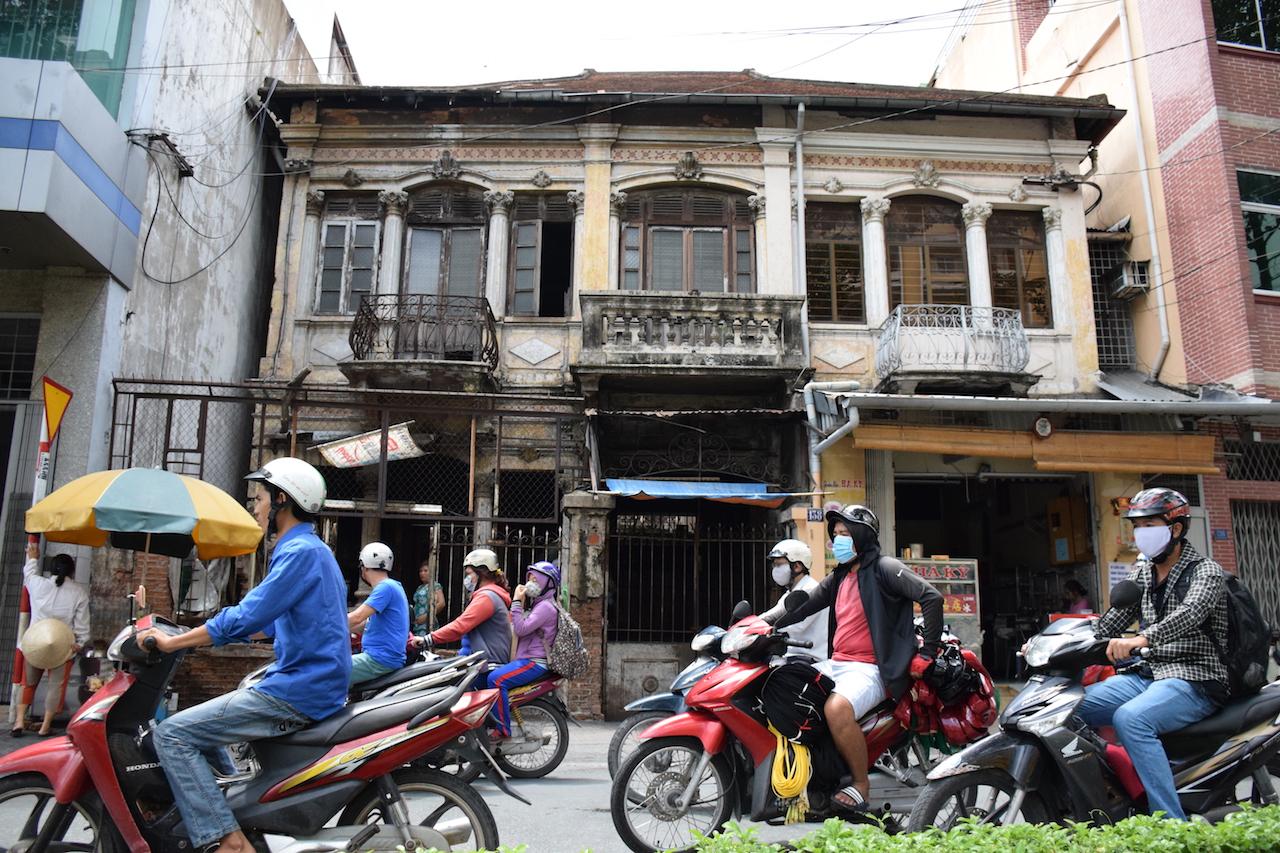 ベトナム バイク