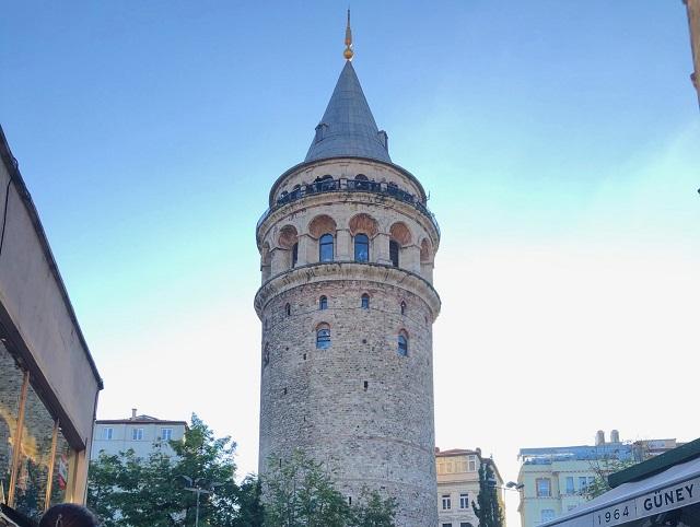 ガラタ塔2