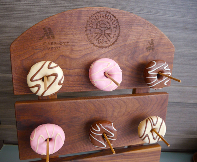 東京マリオットホテル「Marriott Donuts Day(マリオット ドーナツ デー)」