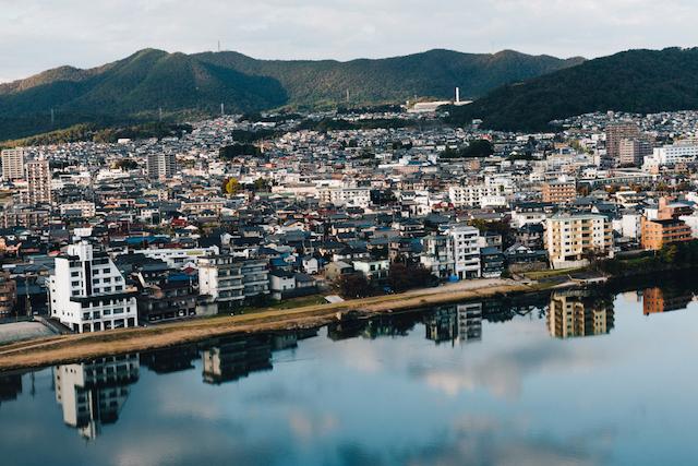行ってよかった国内旅行犬山の街