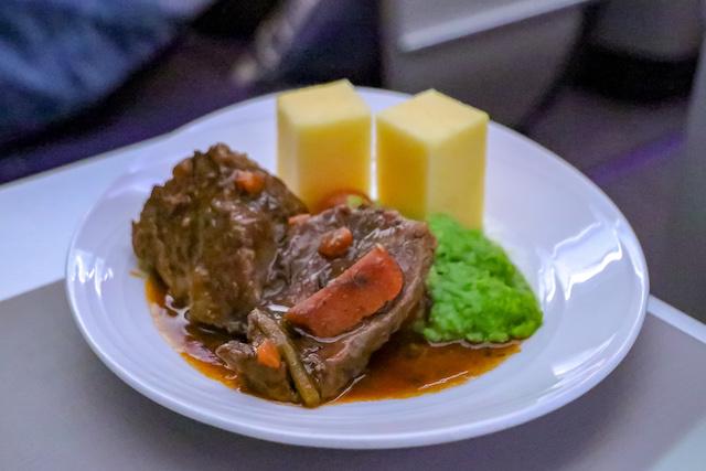 マレーシア航空機内食5
