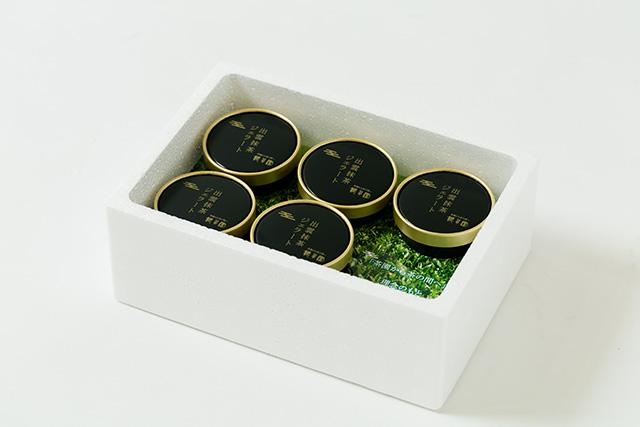 桃翠園「出雲抹茶ジェラート」