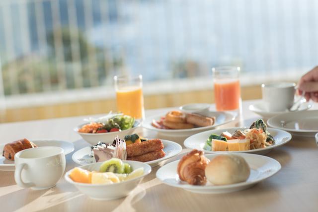 JRホテル屋久島 朝食
