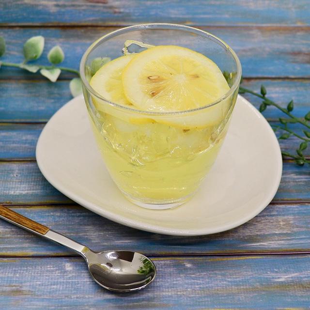 ベジダーレ「国産生フルーツゼリー」レモン