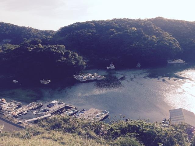 五島列島 中通島