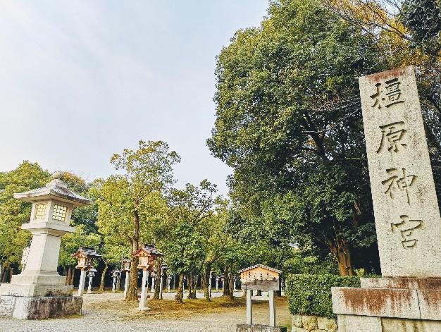 橿原神宮参道