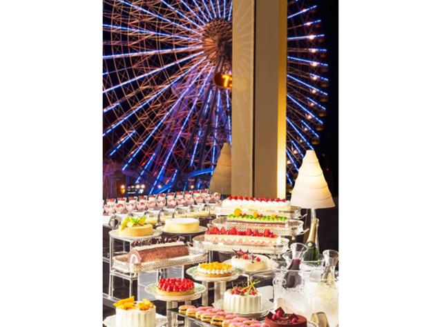 横浜ベイホテル東急「ソマーハウス」ナイトタイム・デザートブッフェ「スィートジャーニー」