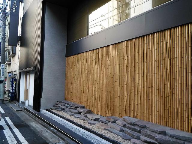 hotel zen tokyo(ホテル ゼン トーキョー)外観