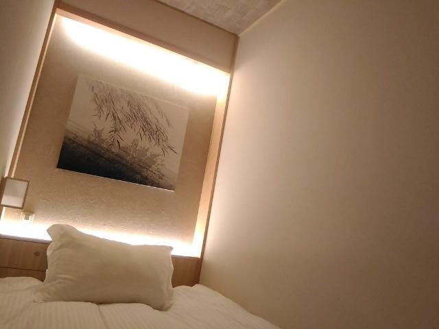 hotel zen tokyo(ホテル ゼン トーキョー)ベッド