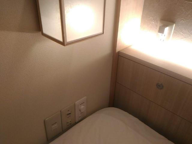 hotel zen tokyo(ホテル ゼン トーキョー)ランプ
