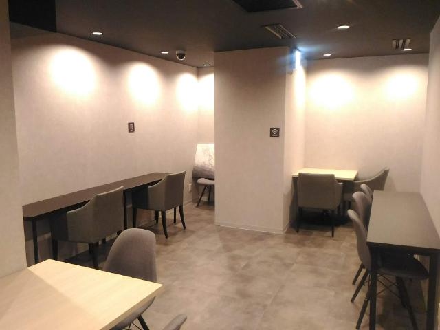 hotel zen tokyo(ホテル ゼン トーキョー)ワークスペース