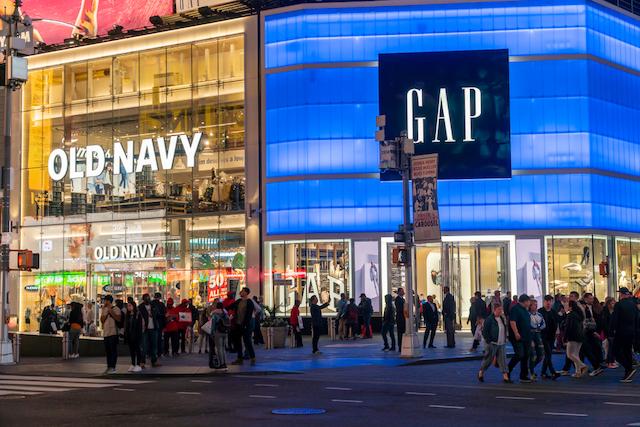 ニューヨーク ショッピングエリア