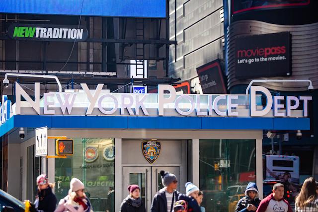 ニューヨーク警察署