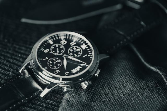腕時計の盗難