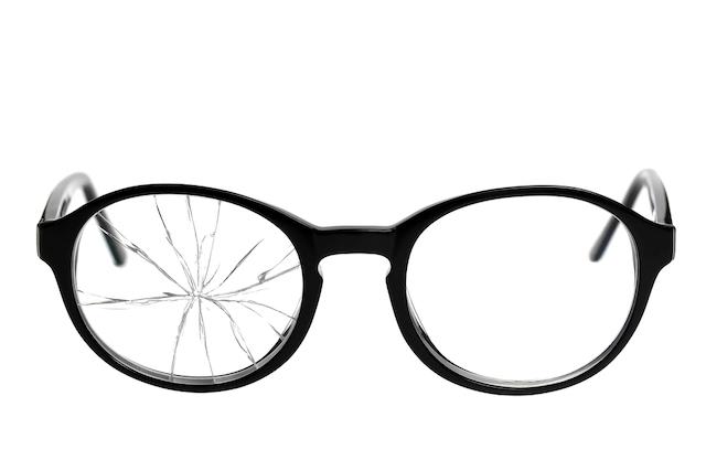 メガネ詐欺