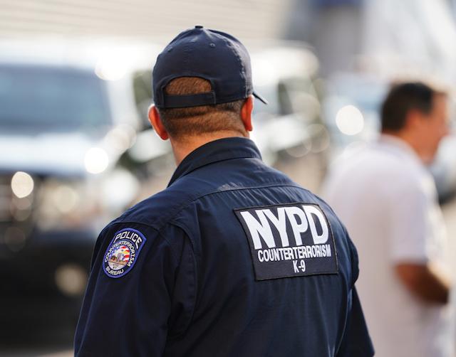 ニューヨークの警官 テロ専門