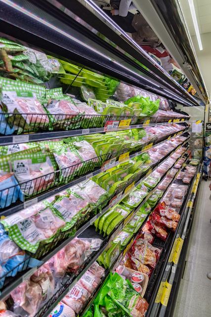 ニュージーランド スーパーマーケット