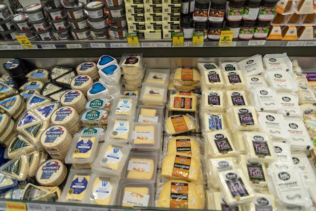 ニュージーランド チーズ