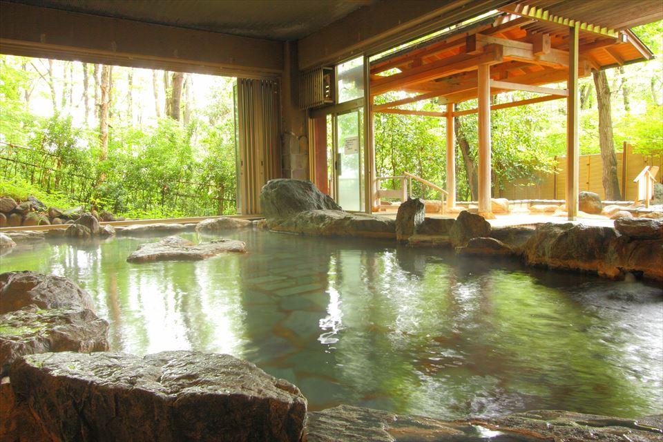 ホテル天坊 岩風呂