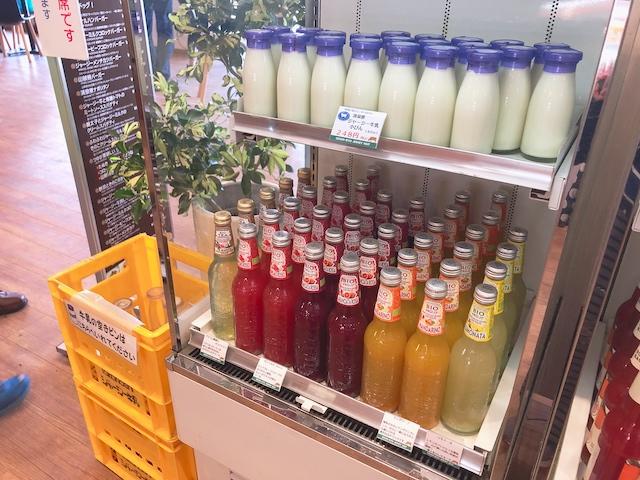清泉寮ジャージーハット 牛乳