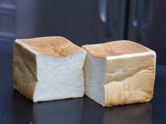 「乃が美」の「生食パン 1斤 432円・2斤 864円(税込)」