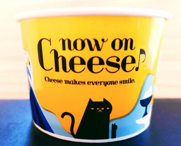 ナウオンチーズカップ
