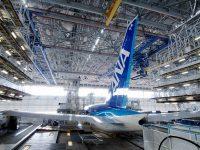 じゃらん行ってみたい工場見学ランキング2019「ANA機体工場見学 」