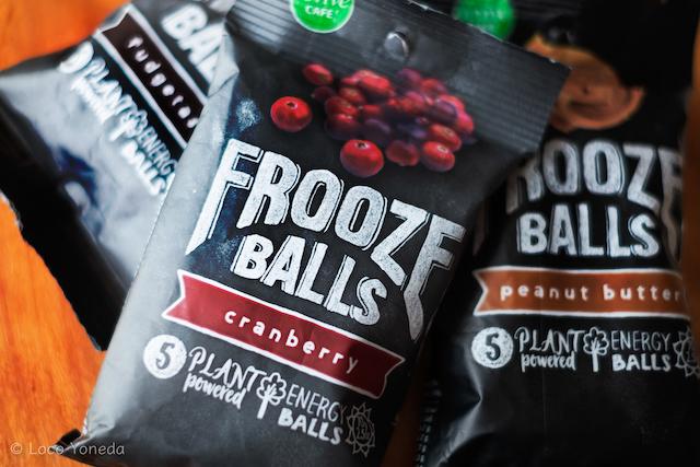 ニュージーランド ブリスボール FROOZE BALLS