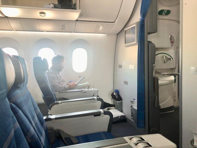 【機内食&搭乗ルポ】LOTポーランド航空プレミアムエコノミークラス 成田〜ワルシャワ