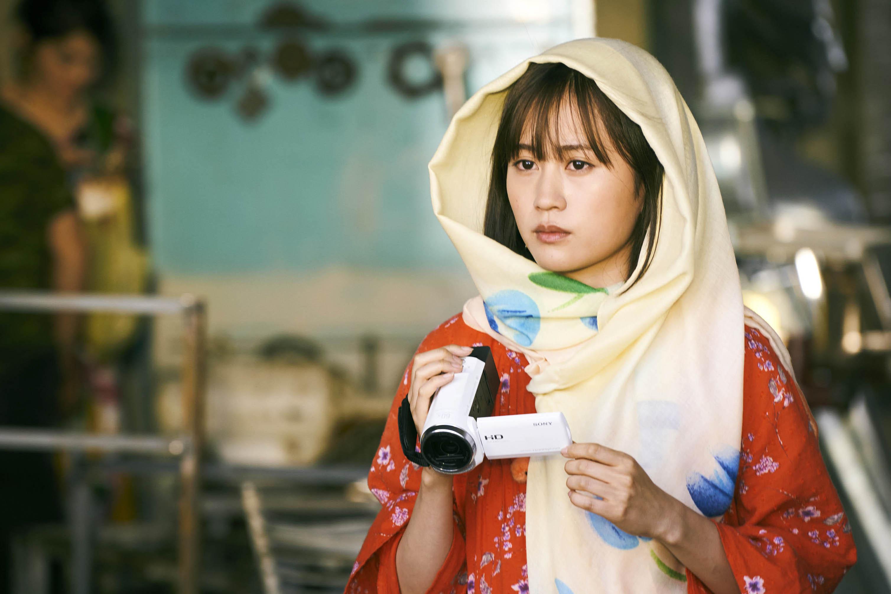 映画『旅のおわり世界のはじまり』前田敦子さん