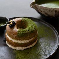 koe donuts kyoto (コエ・ドーナツ京都)「ドーナツメルト濃厚宇治抹茶ティラミス」