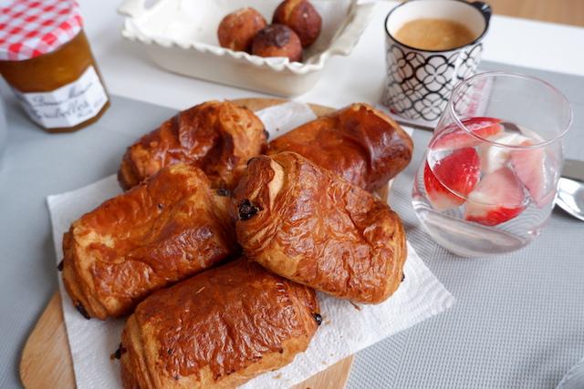 南仏ではパン・オ・ショコラを「ショコラティン」と呼びます