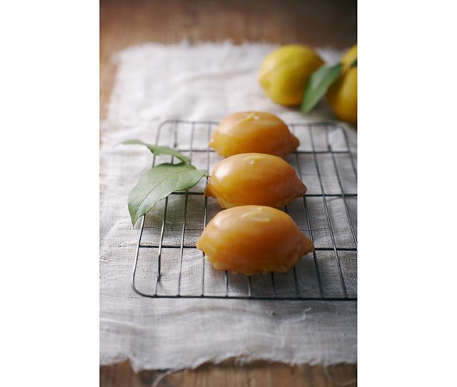 ノワ・ドゥ・ブール「レモンのケーキ」