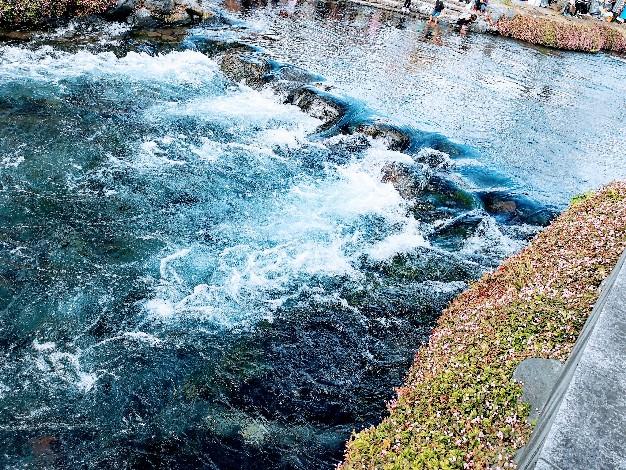 浅間大社川