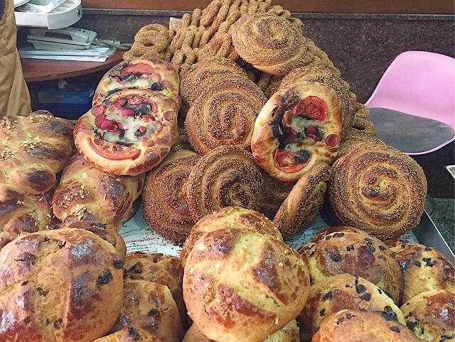 ガラタ・スィミッチのパン