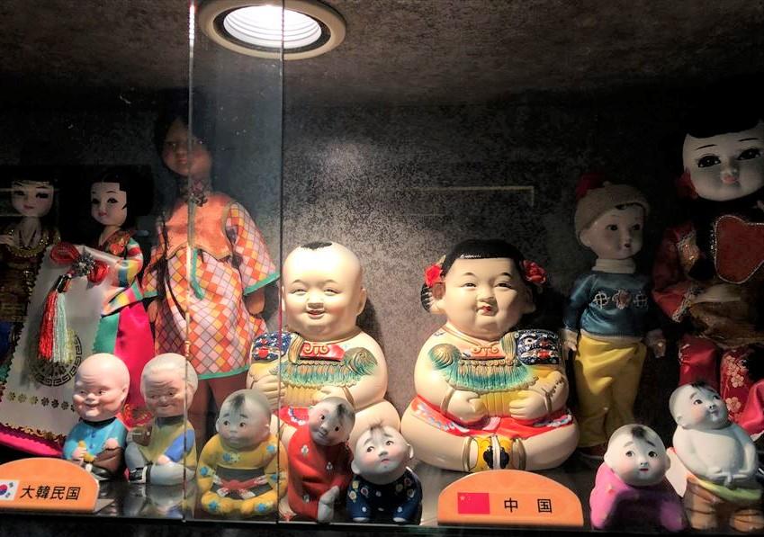 世界の人形