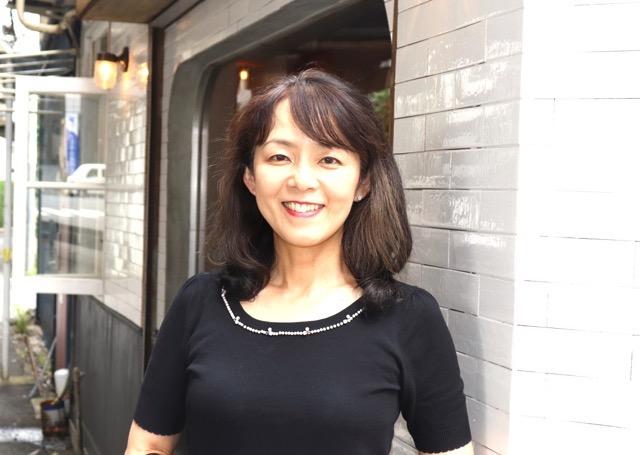 佐藤栄子さん