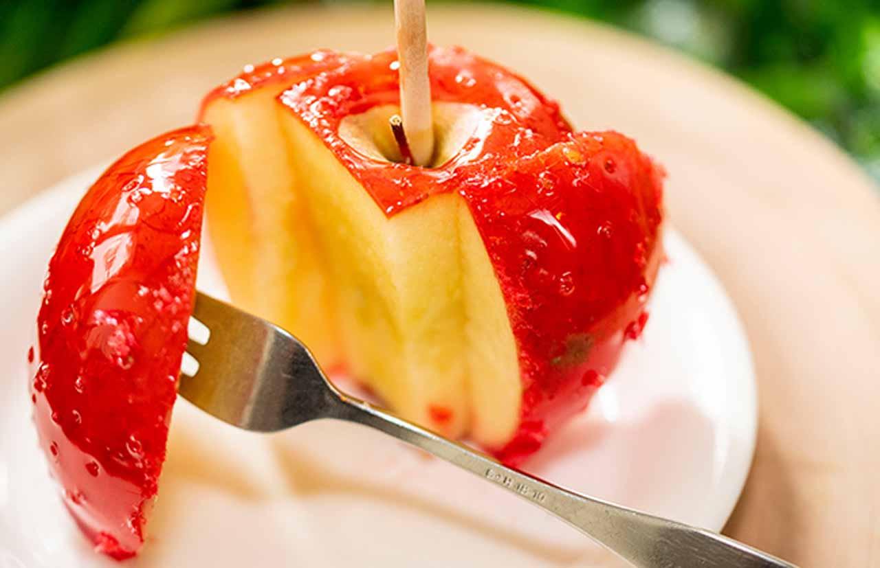 Candy apple2