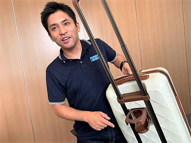 スーツケースの伝道師3
