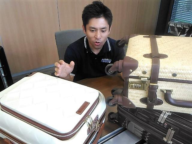 スーツケースの伝道師4
