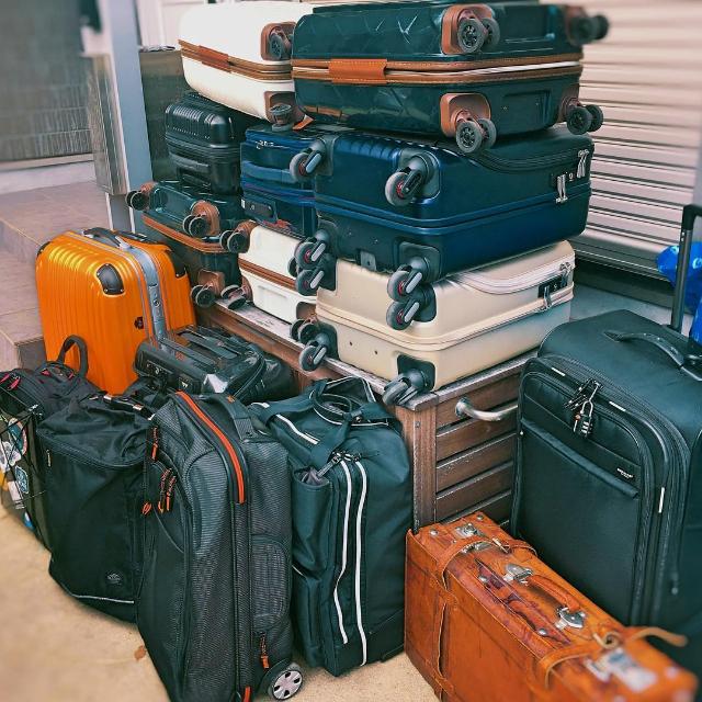 スーツケースの伝道師のスーツケース2