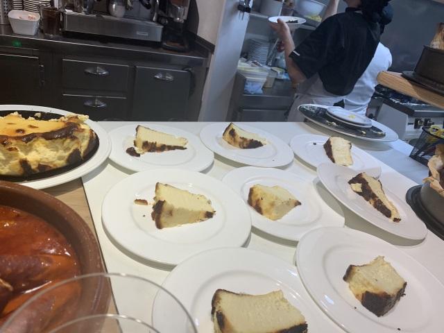 La Viña(ラ・ビーニャ) バスクチーズケーキ
