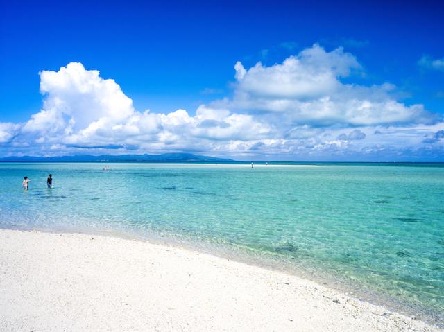コンドイビーチ 沖縄