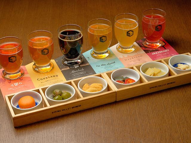スプリングバレーブルワリー京都 クラフトビール
