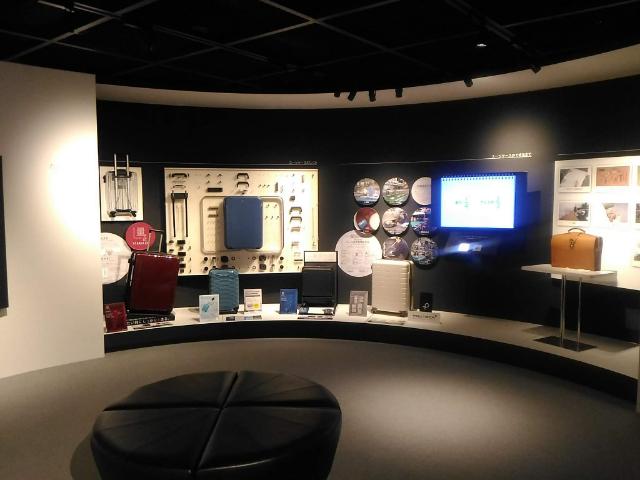 世界のカバン博物館「カバンのひみつ」