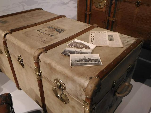 世界のカバン博物館トランク