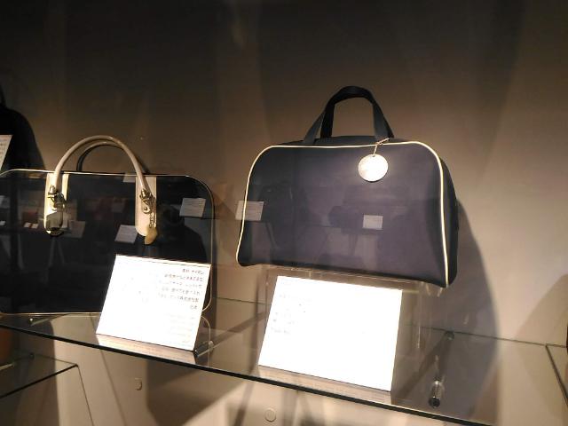 世界のカバン博物館エースのナイロン製バッグ