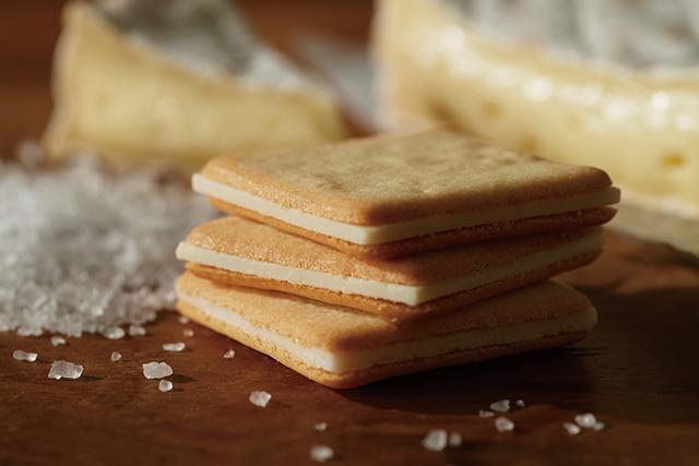 東京ミルクチーズ工場「ソルト&カマンベールクッキー」