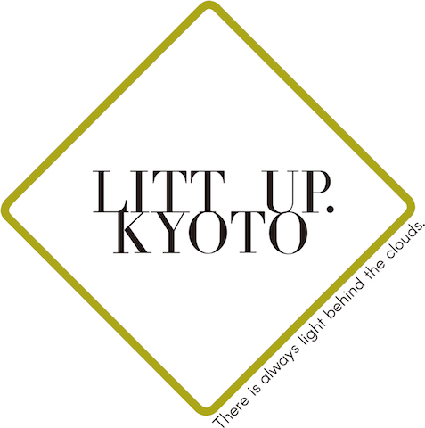 LITT UP KYOTO LOGO