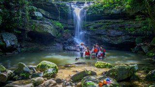 西表島・クーラの滝
